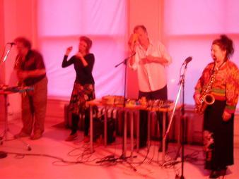 Chantal Laplante et Martine H. Crispo LES JEUDIS TOUT OUÏE © Chantale Laplante et Martine H.Crispo_Galerie B-312