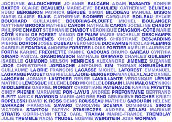 Exposition annuelle au bénéfice de la Galerie B-312 POUR L'ART © Pour l'art—Galerie B-312—2017
