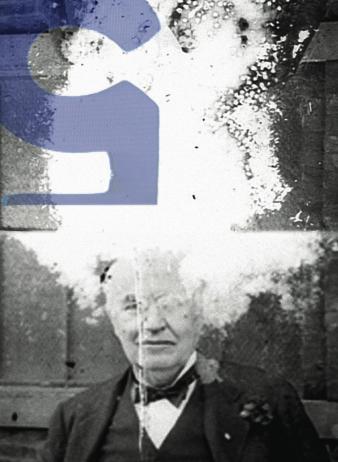 Edison Five (du corpus de recherche L'archive combustible, une matière ardente)