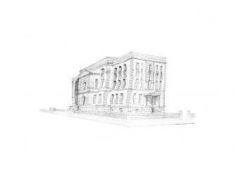 Le palais de justice du comté de Carleton hanté