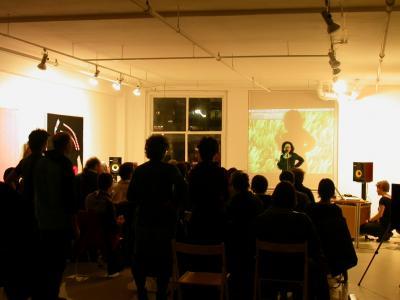 Magali Babin FEMMES BR@NCHÉE 67 @ Femmes br@nchée 67 _ Galerie B-312