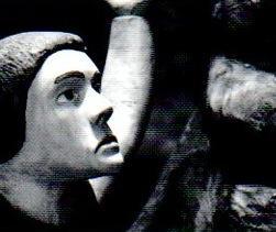 François Bourdeau FILIATION © François Bourdeau, Galerie B-312, exposition Filiation, 1999.