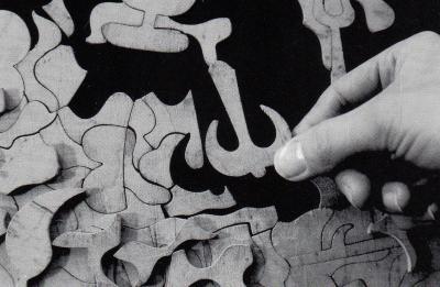 """Natalie Mercedes Font JOURS ET NUITS: IMAGES ET MUSIQUE DU TEMPS © Natalie Mercedes Font, exposition """"Jours et nuits: images et musique du temps"""", Galerie B-312, 1998."""