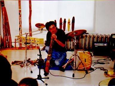 Pierre Chartier LE DUO ORIGINE © Duo Origine, Galerie B-312, 1999.