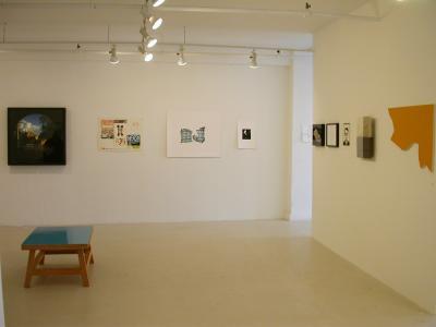 """Artistes variés POUR L'ART JUSTEMENT © Laurent Lamarche, """"Détonation III"""", 2007."""
