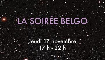 Soirée Belgo