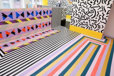 Dominique Pétrin TROIS MOUVEMENTS DE RETRAIT POUR UN ATM @Dominique Pétrin_Néon, Lyon_Projet de la Galerie B-312_2015